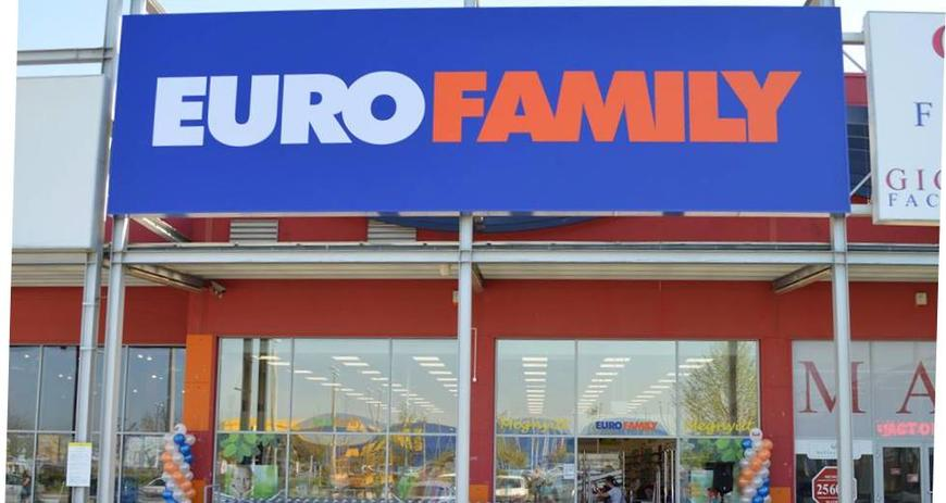 EUROFAMILY IS NOW OPEN