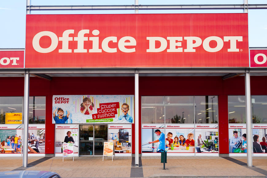 Office Depot  BuyWay Soroksr